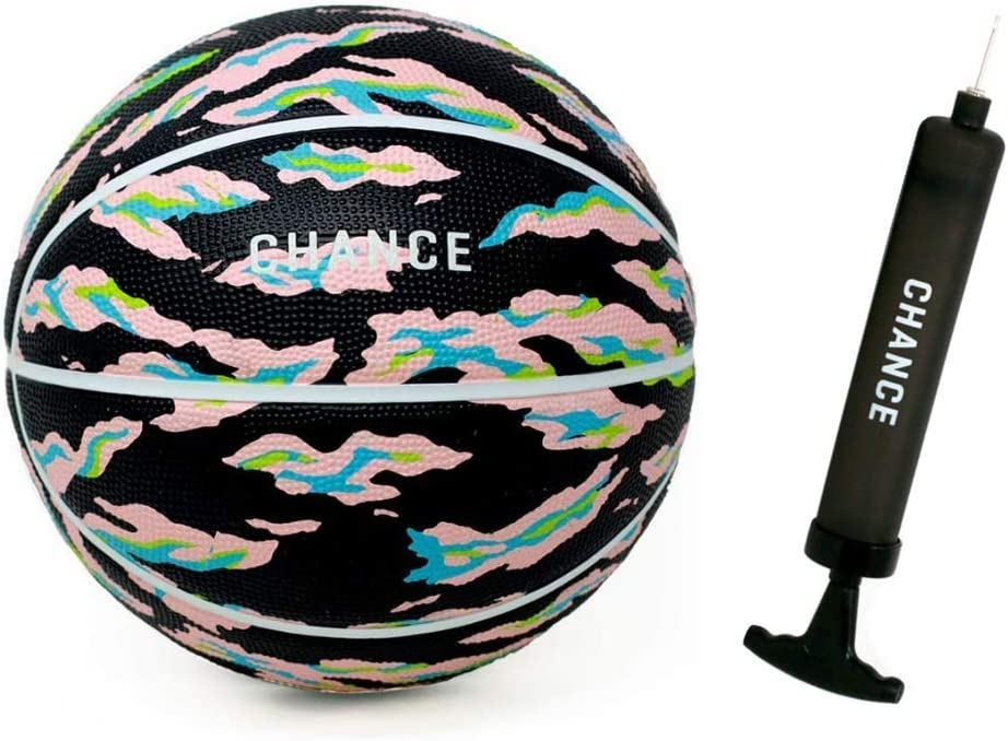 In stock Chance Premium Rubber Outdoor Selling rankings Indoor Ball Pu Basketball +
