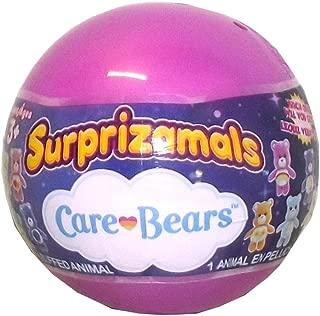 Surprizamals Care Bears Miniature Blind Egg Plush, 1 count