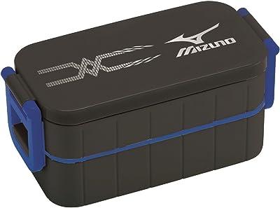 スケーター 2段 ランチボックス 600ml 弁当箱 ミズノ 17 MIZUNO 日本製 YZW3
