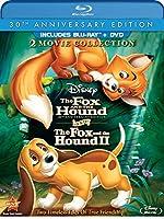 Fox & the Hound/Fox & the Hound 2 [Blu-ray]