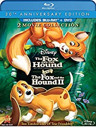 The Fox and the Hound 30th Anniversary