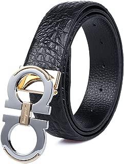 black ferragamo belt fake
