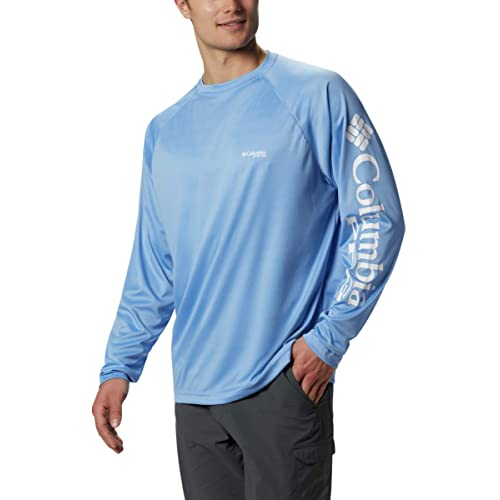 MENS SALT LIFE Dive Deep Performance Long Sleeve Tee