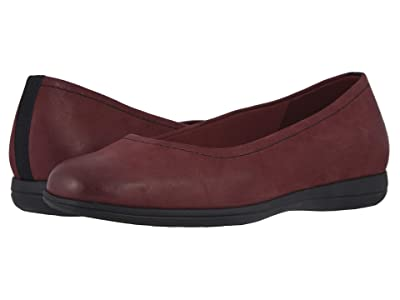 Trotters Darcey (Dark Red) Women