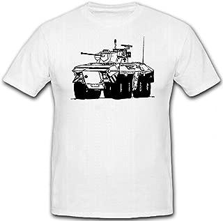 Spähpanzer 2 SpPz Lynx six Wheeled Amphibious Armoured Reconnaissance Germany