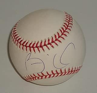 Bobby Bonilla signed Official Major League baseball *New York Mets-Pittsburgh Pirates* W/COA