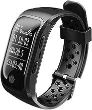 WTGJZN Smart Bracelet Sport Band GPS Activity Tracker Wristband S908 Heart Rate Monitor Fitness Bracelets Wearable Devices Smartband