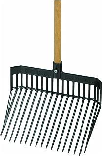 LITTLE GIANT PDF1 Black Stable Fork, Large