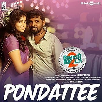 "Pondattee (From ""Golisoda 2"")"