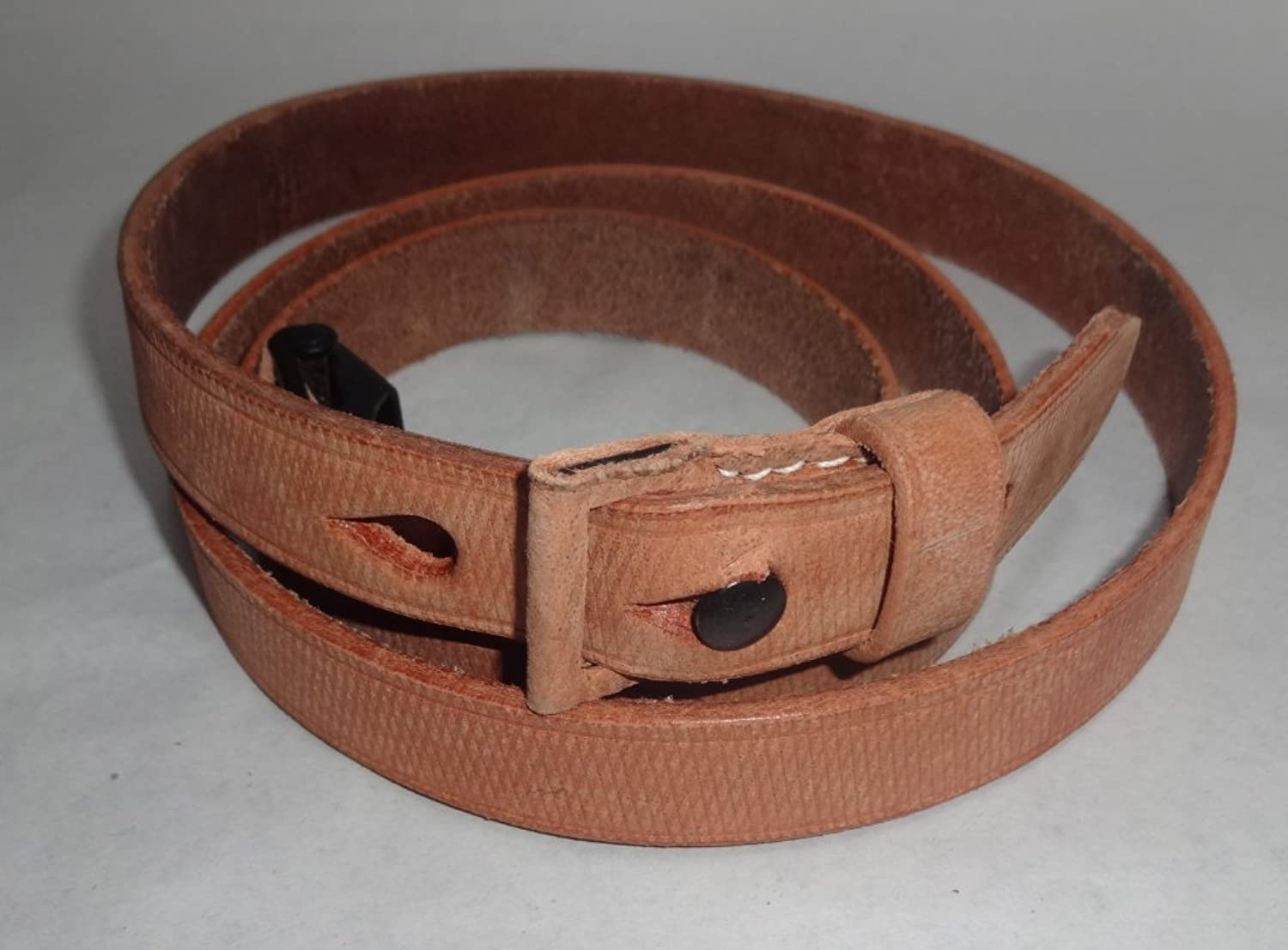 WWII German Mauser 98k Rifle Sling K98  Natural color Reproduction X 4 Units