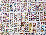 These are multicolour sticker sheets, any colour will be supplied from all available colors. Design will be same for all colors Self adhesive Ideal for creative kids Sparkle foam sticker sheet
