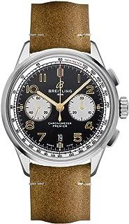 Breitling Premier B01 Chronograph 42 Norton Men's Watch AB0118A21B1X1