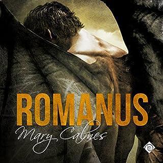 Romanus audiobook cover art