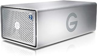 G-Technology G-RAID 20 TB (Removeable 2 x 10 TB Ultrastar/Enterprise Class HDD) RAID 0/1 Thunderbolt 3, USB-C, 500 MB/s, 5...