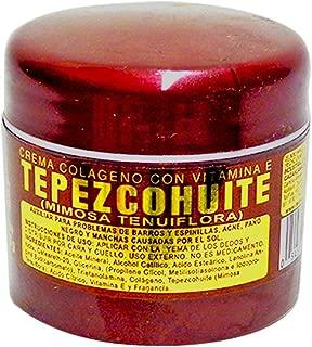 Collagen & Vitamin E Tepezcohuite Cream