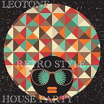 House Party (Retro Style)
