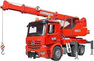 Bruder MB Arocs Crane Truck with Light & Sound