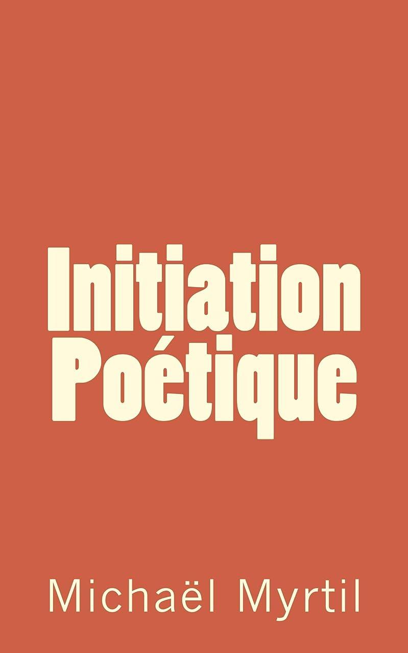 散らす航空機摩擦Initiation Poétique (French Edition)