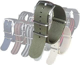 The Original Premium Nylon Watch Strap - Multiple Sizes and Styles