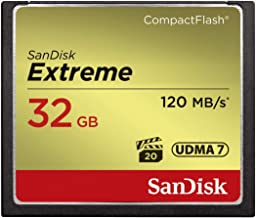 SanDisk Extreme SDCFXSB-032G-G46 32GB CompactFlash Memory...