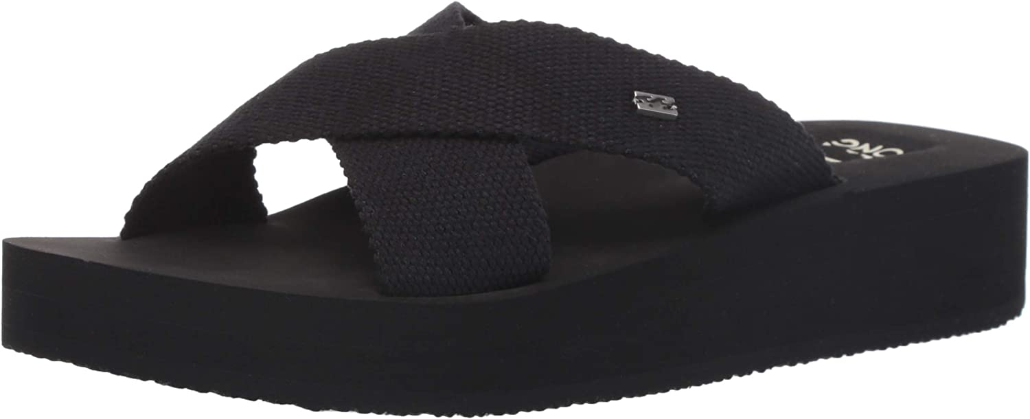 BILLABONG Womens Boardwalk Wedge Sandal
