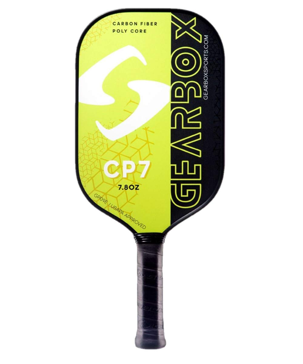 Gearbox CP7 Pickleball Paddle 7.8 OZ