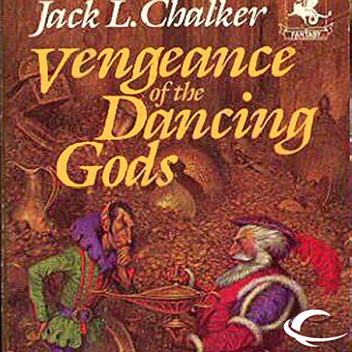 Vengeance of the Dancing Gods audiobook cover art