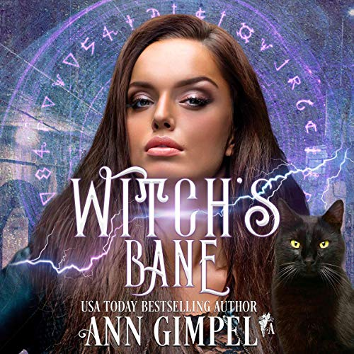 Witch's Bane audiobook cover art