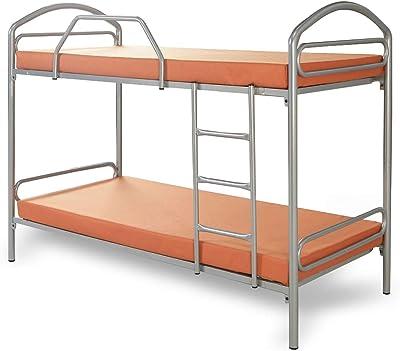 Literas de cama Sophie, 2 camas, de madera de pino, marco de ...