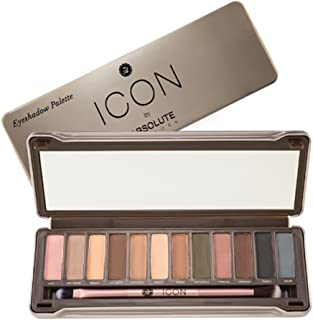 Best icon eyeshadow palette by absolute new york Reviews