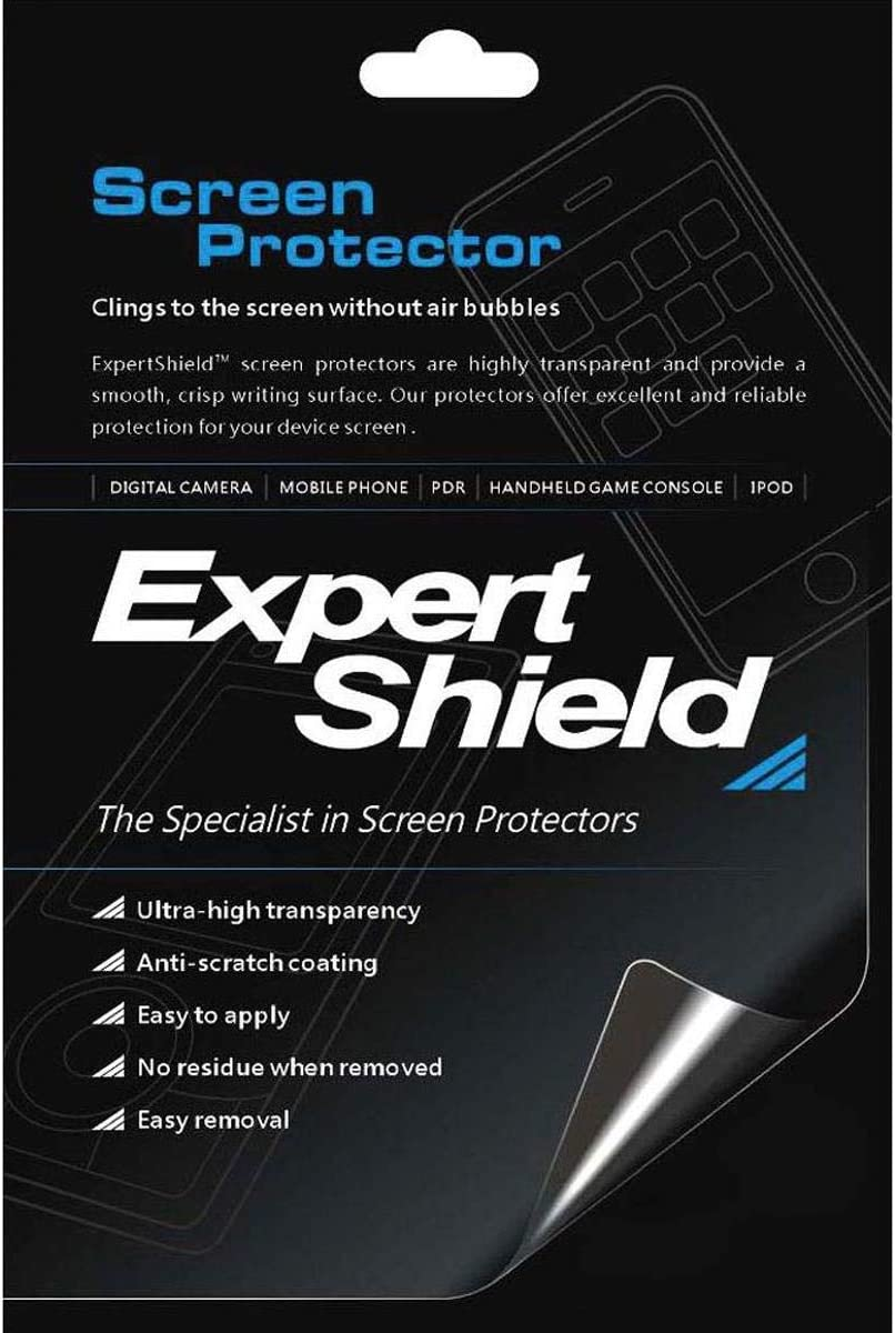 Expert Shield Crystal Clear Screen Surprise price Max 46% OFF ZV-1 Sony for Protector
