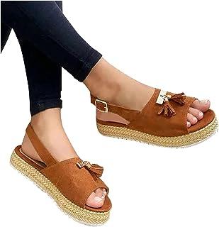 T- Slippers voor dames, slip-on, platte enkelriempjes, vrijetijdsschoenen, lage schoenen, platte rijschoenen, slippers, sc...