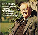 The Two Towers & The Return of The King ' .. J.R.R. Tolkien in his own words, reads & sings .. vintage vinyl record