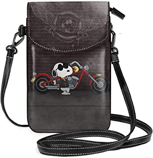 Best snoopy leather purse Reviews