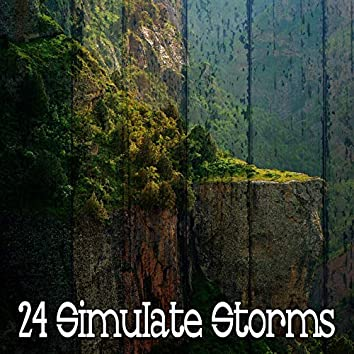 24 Simulate Storms