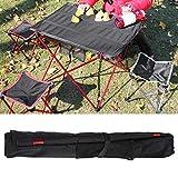 Redxiao 【𝐏𝐫𝐞𝒛𝒛𝐨 𝐏𝐢𝐮 𝐁𝐚𝐬𝐬𝐨 𝐍𝐚𝐭𝐚𝐥𝐞】 Tavoli da Picnic per Barbecue da Esterno Pieghevoli multifunzionali per Escursioni in Campeggio