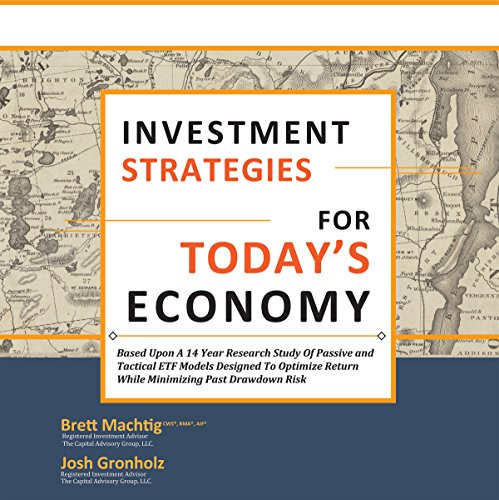 Investment Strategies for Today's Economy audiobook cover art