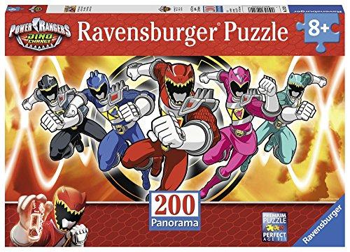 Ravensburger Power Rangers – Puzzle de 200 pièces 128228