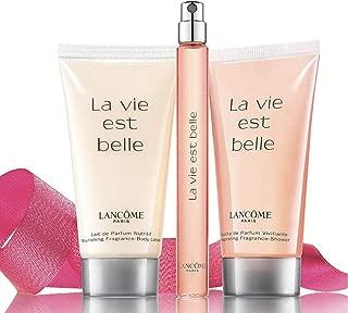 Lancome La Vie Est Belle Perfume Body Lotion & Shower Gel Gift Set