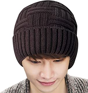 eceb0ba0baf2cd Beard Hat Beanie Hat Knit Skull Hat Winter Warm Octopus Hat Cable Knit High  Bun Ponytail