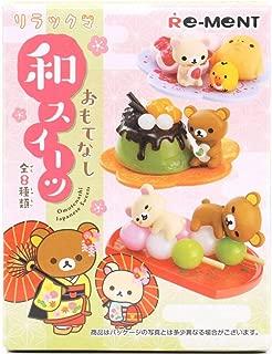 Re-Ment Rilakkuma Omotenashi Japanese Sweets Blind Box