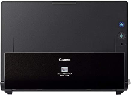$299 » Canon imageFORMULA DR-C225 II Office Document Scanner (Renewed)