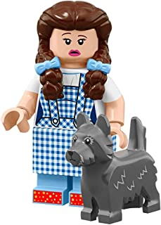 LEGO The Movie 2 Wizard of OZ Collectible Minifigure - Dorothy Gale & Toto (Sealed Pack)