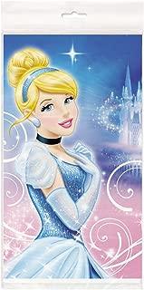 Disney 41553 Cinderella Plastic Table Cover
