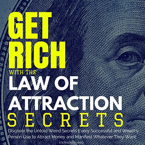 Get Rich with the Law of Attraction Secrets  By  cover art