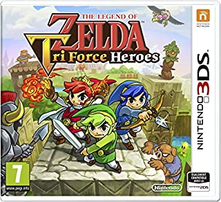 The Legend of Zelda : Tri Force heroes (B00ZS8684G) | Amazon price tracker / tracking, Amazon price history charts, Amazon price watches, Amazon price drop alerts