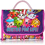 Shopkins Girls Collectible Carry Case, purple, One Size