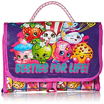 Shopkins Girls Collectible Carry Case purple One Size