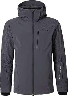 Kjus Men's Formula DLX Ski Jacket MS15-A03 - Nine Iron (19000) - Size 52 Large (US 42)