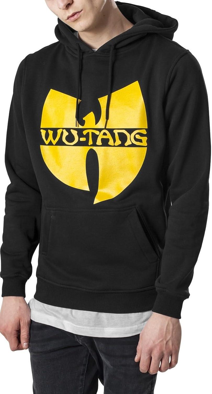 Wu-Wear Logo Hoody Hardcore Felpa Cappuccio men